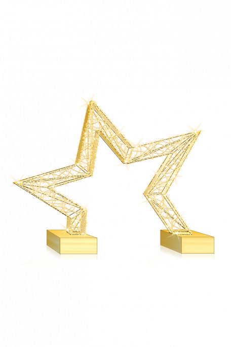 Graphische Darstellung des Archway Star 3D