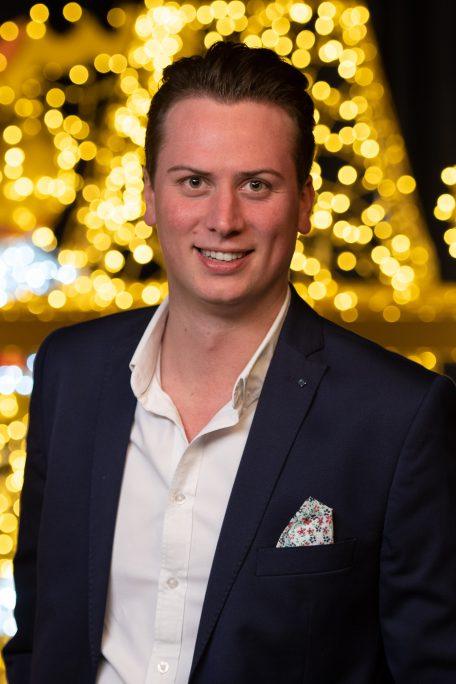Portrait Stefan-Johannes Hofer