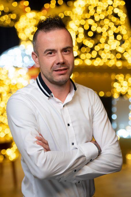 Portrait Mitja Knuplez