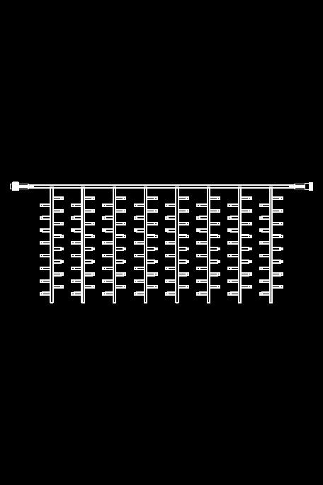 Graphische Darstellung des LED Easy4Quick® Curtain