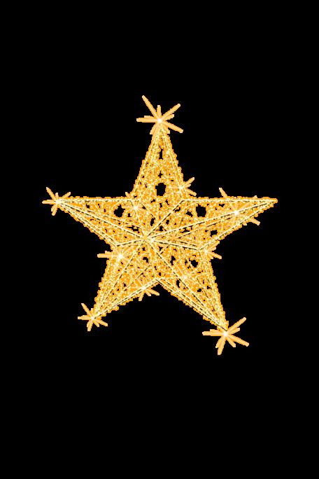 Graphische Darstellung des KMC Star 3D