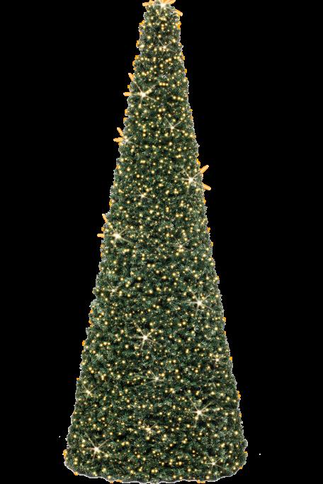 Visualisierung des Premium Cone Christmas Tree